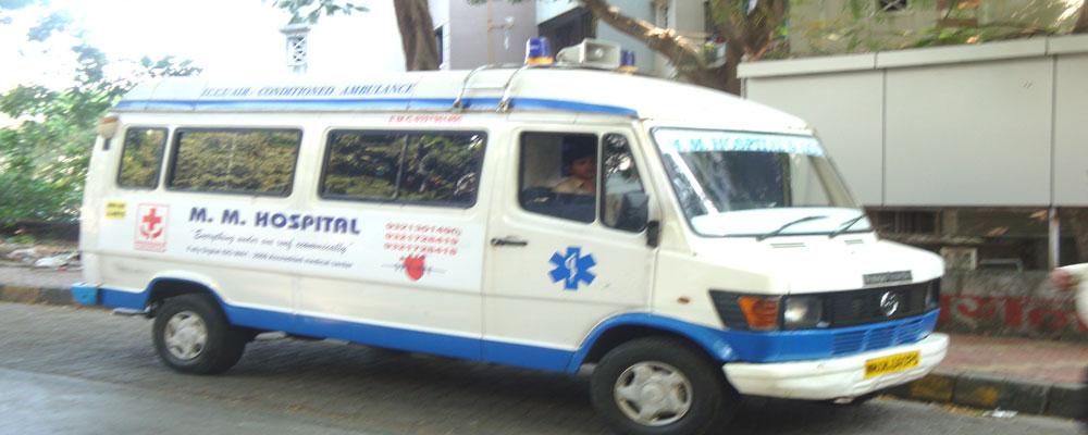 M.M.Ambulance